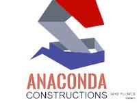 Logo Anaconda Constructions