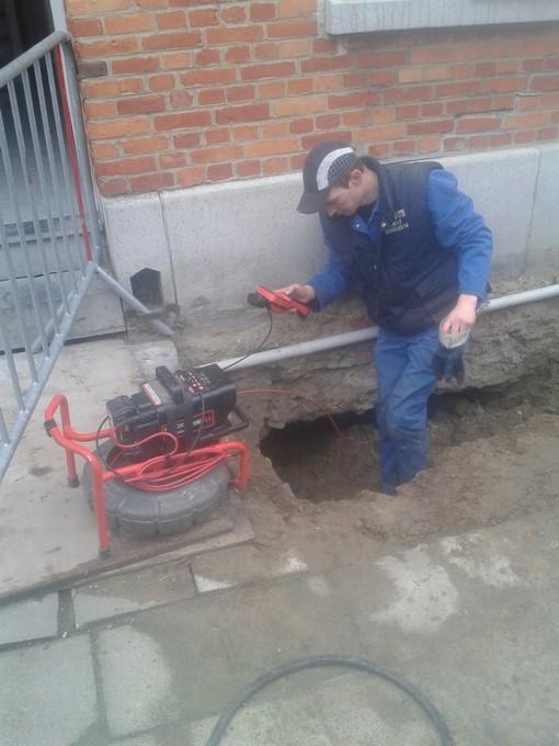 Réparation égouttage Mons